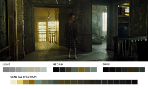 fight club color grade